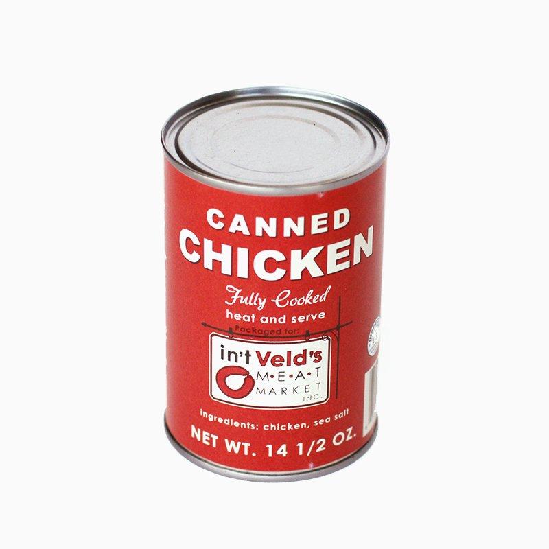 canned chicken in t veld s meat market opa s deli